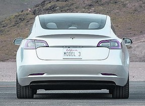 Nuevo Tesla Model 3.