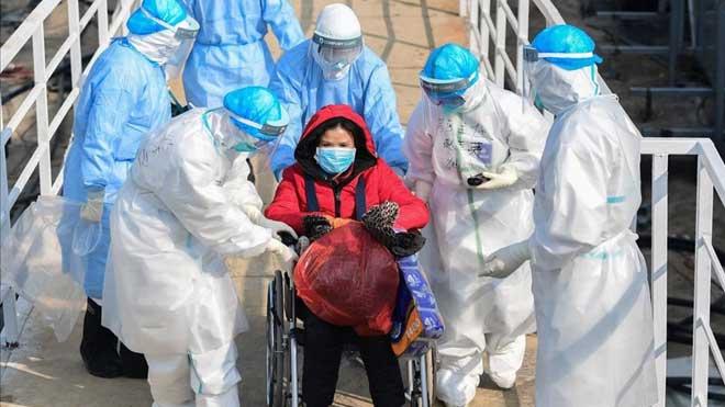 ¿Hi ha supercontagiadors del coronavirus de la Xina?