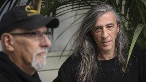 Cuco Lisicic y Gerard Quintana
