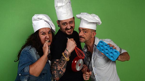 La cuina dels monòlegs presenta lespectacle El retHorno al teatre Club Capitol de Barcelona.