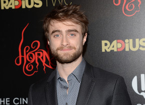 Daniel Radcliffe, en la premiere en Nueva York de Horns.