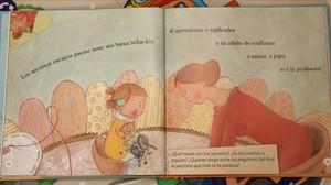 Dibujo incluido en el cuento infantil sobre los abusos sexuales '¿De qué color son tus secretos?'