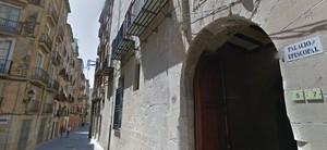 Sede del obispado de Tortosa.