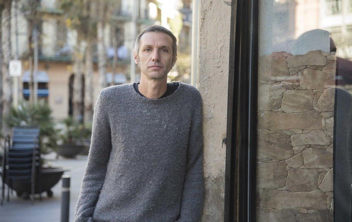 El escritor Diego Sánchez Aguilar.