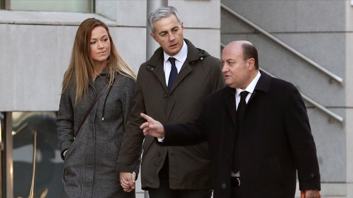 El exsecretario general del PP valenciano Ricardo Costa admitió en la Audiencia Nacional que se financiaban ilegalmente a través de empresarios