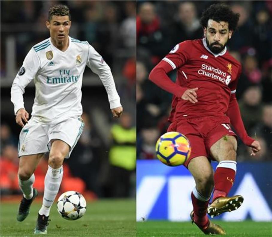Los dos máximos goleadores de los equipos finalistas frente a frente.