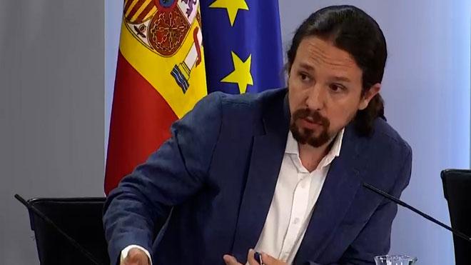 La Fiscalía Provincial de Madrid ha pedido que se siga adelante con la investigación a Podemos pero solo en lo referido al contrato suscrito para las elecciones generales de abril de 2019 entre el partido y la sociedad mercantil Neurona Consulting, y al que aludía el Tribunal de Cuentas en su informe.