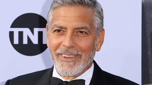 George Clooney, en una entrega de premios en Los Ángeles.