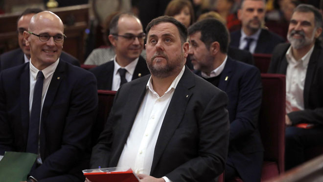 El Gobierno de España ha instado a la ONU a que revise el informe que un grupo de trabajo de Naciones Unidas ha hecho sobre Cataluña en el que pide la libertad de los dirigentes independentistas en prisión preventiva, por los errores y distorsiones que contiene.