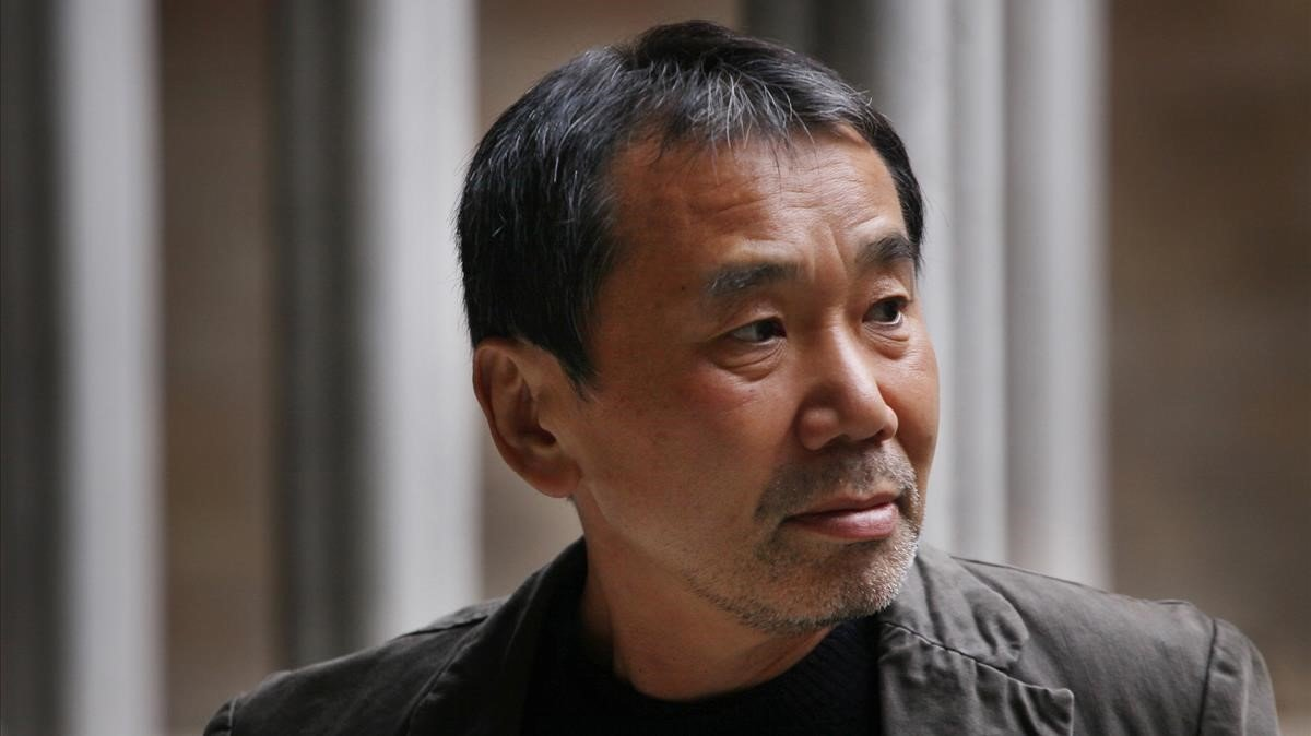 Haruki Murakami, en Barcelona, el 2011.