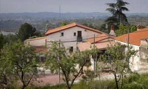 Centro de menores de Can Rubió en Esparreguera, el pasado mes.