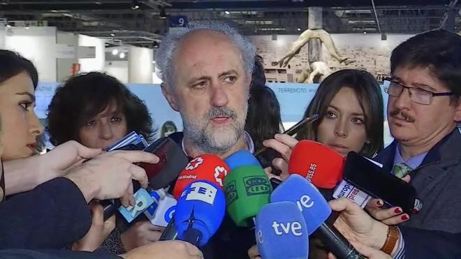 El president d'Ifema, Clemente González Soler, s'ha disculpat amb els galeristes d'ARCO per demanar ahir la retirada de l'obra.