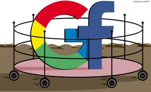 ¿Nacionalitzar Google i Facebook?