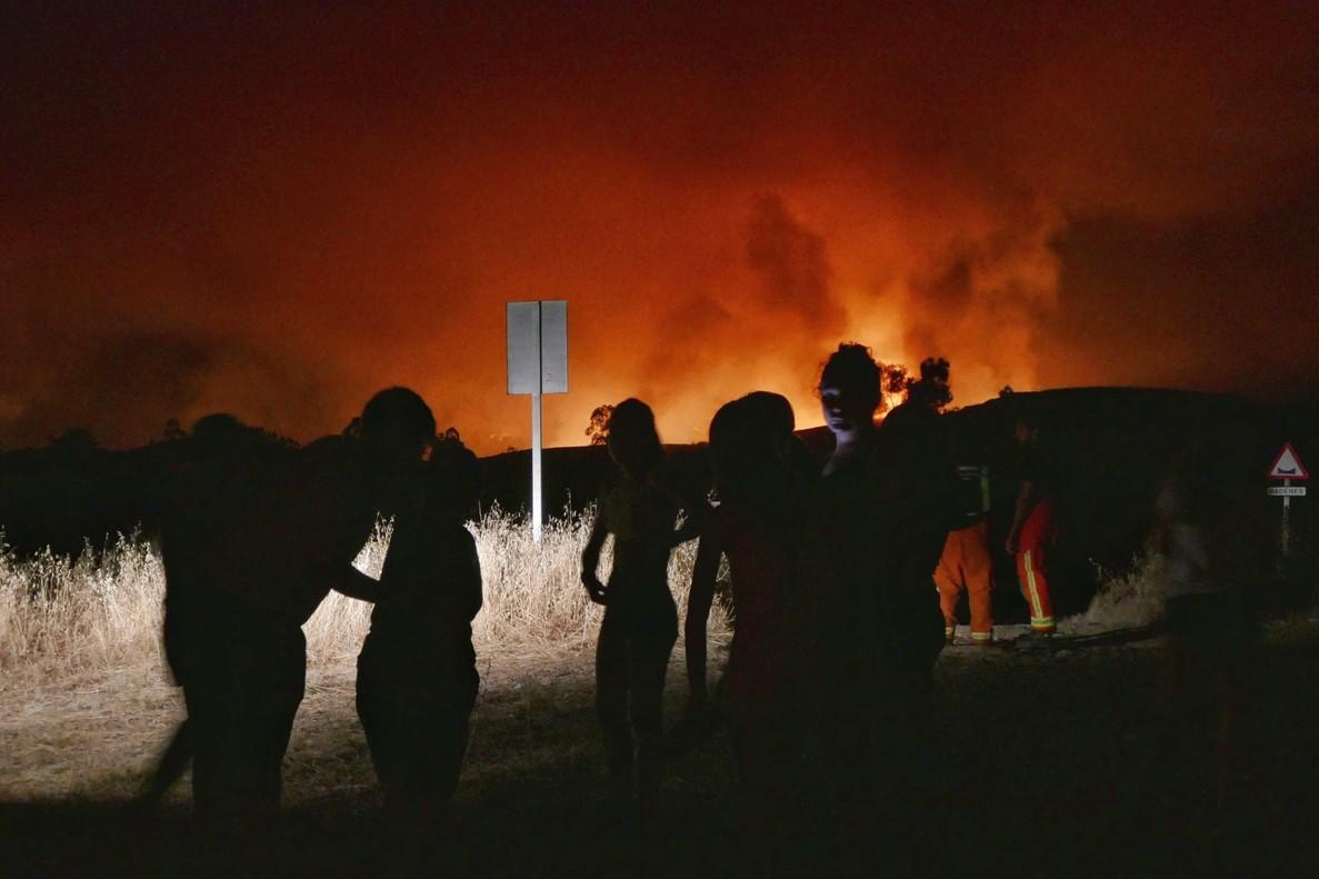 En el incendio fallecieron 18 personas.