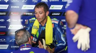 Italia da por renovado a Rossi un año más con Yamaha