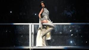 Nit boja amb Rihanna