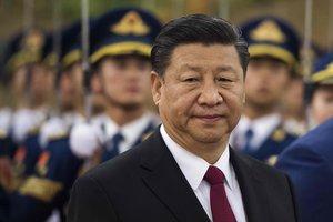Xi también aludió en numerosas ocasiones a la obtención de esta reunificación de manera pacífica.