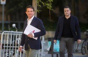 Valls nega que a França expulsés gitanos pel seu origen i veu racista l'independentisme