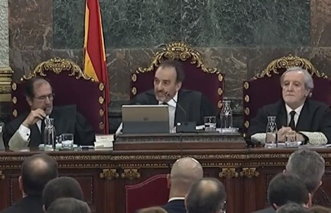 Juez Marchena. Juicio del procés
