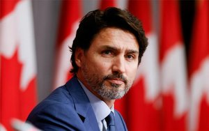 Justin Trudeau,primer ministro de Canadá