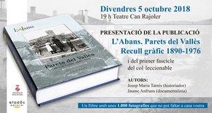 L'Abans recoge fotografías históricas de los pueblos de Cataluña y de Baleares.