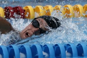Mireia Belmonte, lluny de les finals en les seves dues primeres proves
