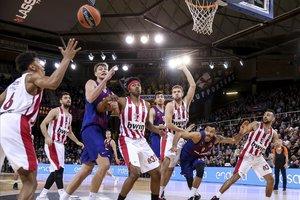 L'Olympiacos s'esborra de la Lliga grega