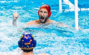 Espanya tanca la primera fase amb una golejada a Turquia (24-7)
