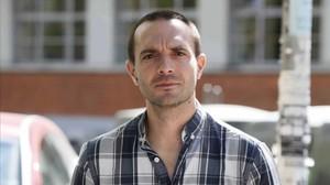 Luis Alegre, autor de Elogio de la homosexualidad.