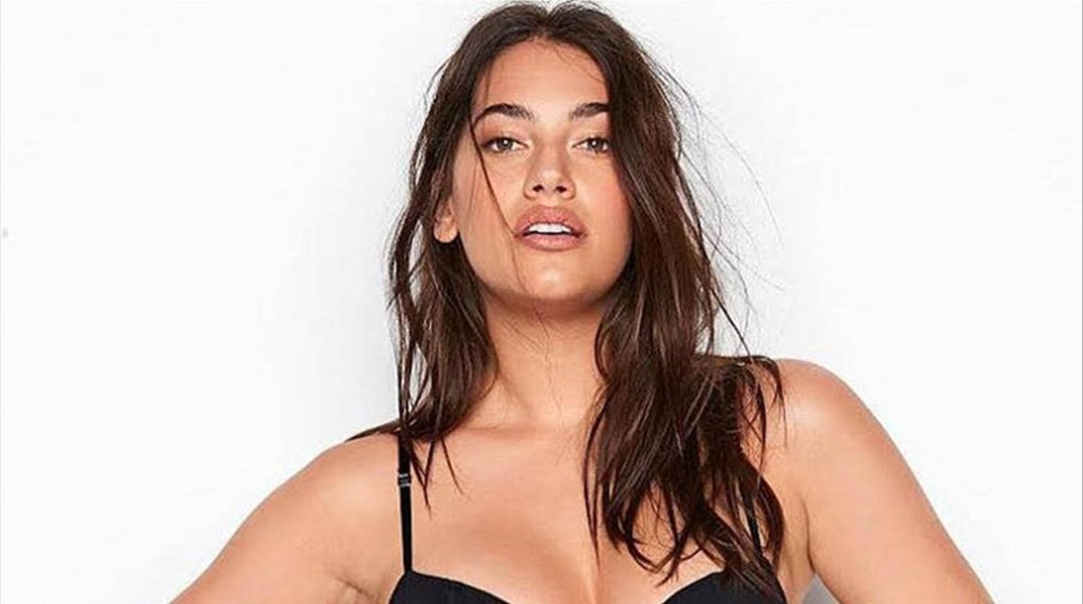 Lorena Durán, la nueva ángel 'curvy' de Victoria's Secret.
