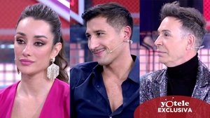 Adara se reencontrará con Gianmarco y con Maestro Joao concursando en 'El tiempo del descuento'