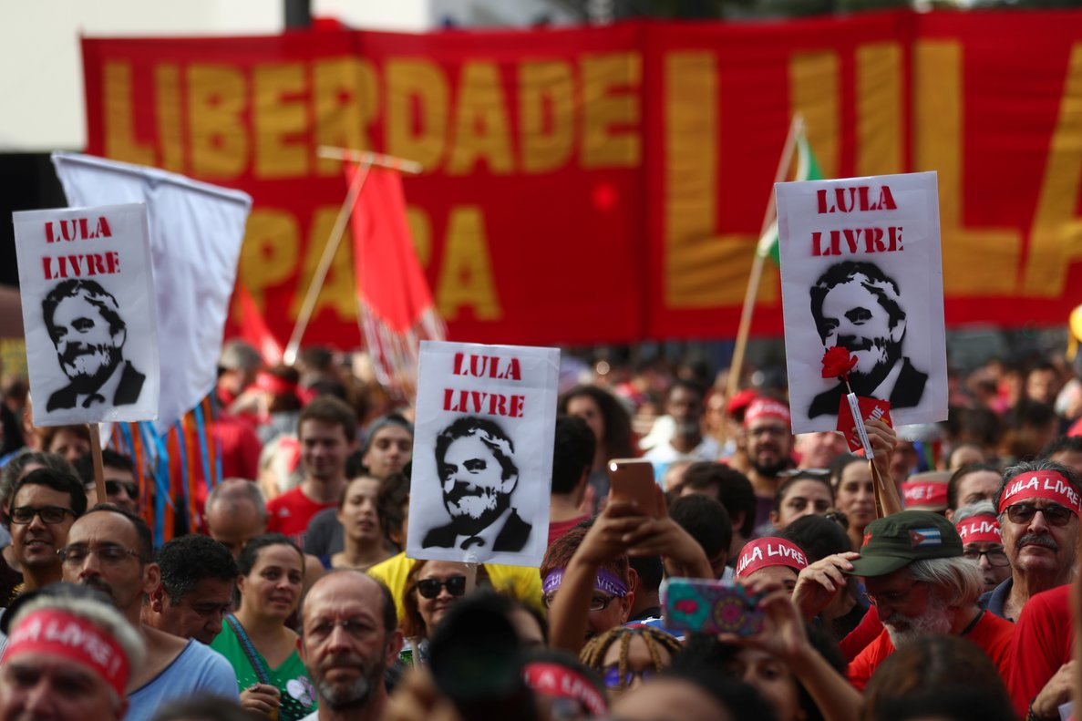 Expresa Díaz-Canel apoyo a la recogida de firmas en reclamo de la libertad de Lula