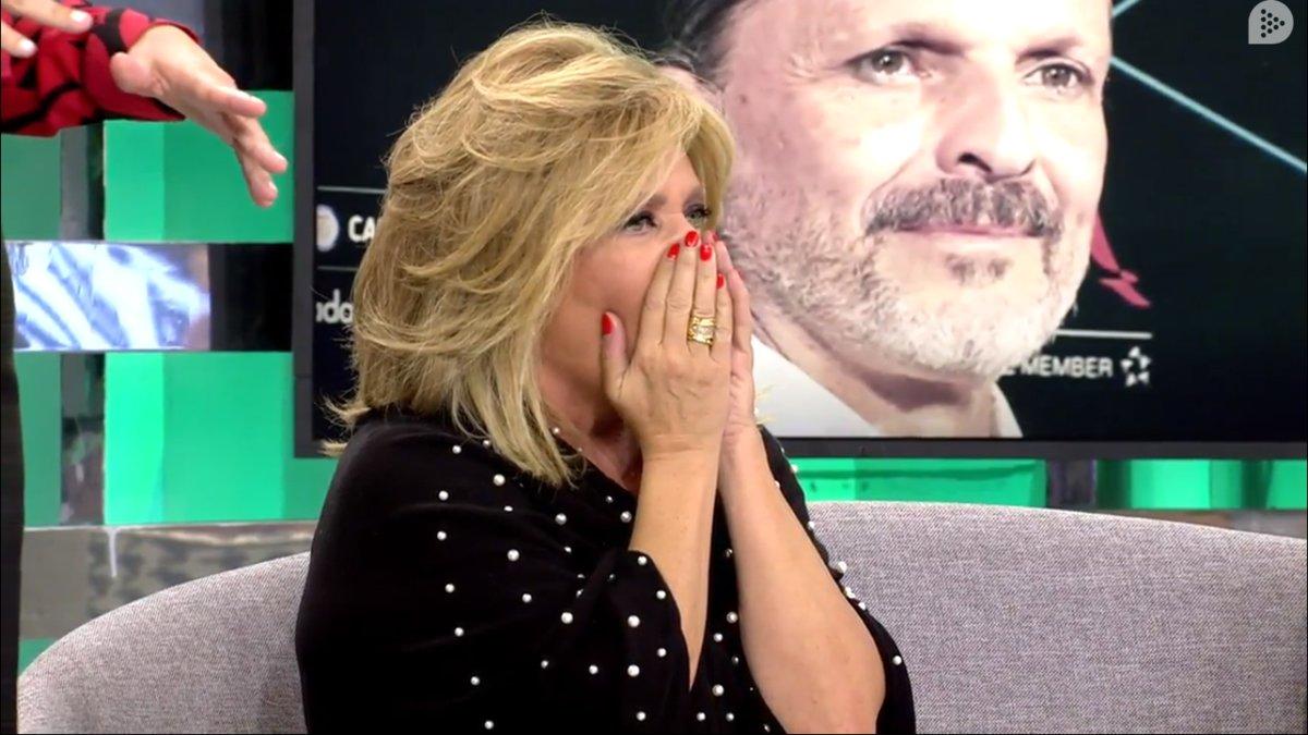 """Lydia Lozano desvela por error que Miguel Bosé se """"enamoró"""" de Kiko Hernández"""