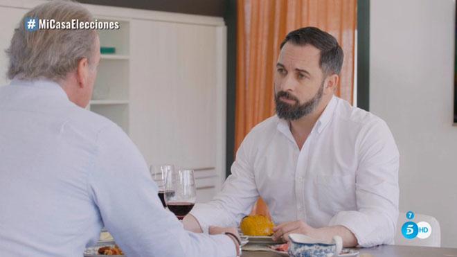 Santiago Abascal (Mi casa es la tuya, T-5).