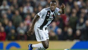 Matuidi, el segon jugador de la Juventus que dona positiu