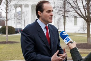 Mauricio Claver-Carone, encargado de Latinoamérica en la Casa Blanca.