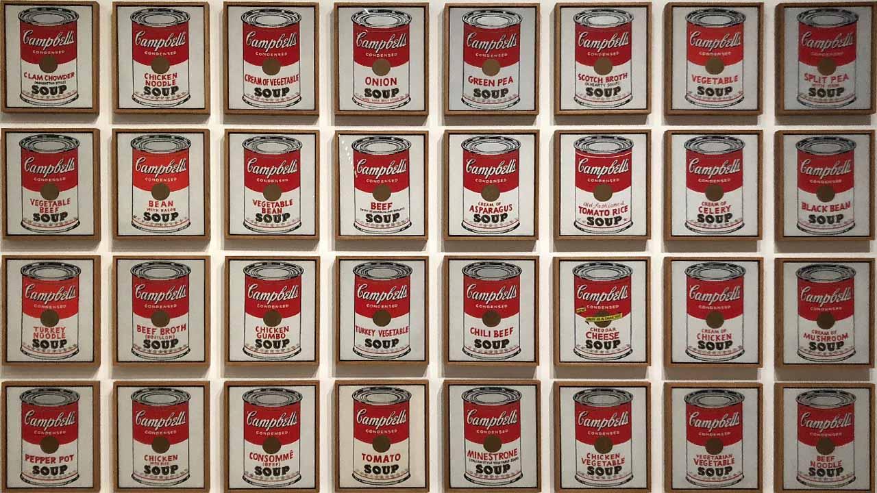 La mayor exposición de Andy Warhol en 30 años, en el Museo Whitney de Nueva York.