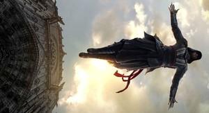 Michael Fassbender, en una imagen promocional de Assassins creed.