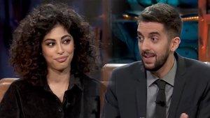 Mina El Hammani sorprende a Broncano con su respuesta a la pregunta del sexo