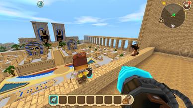 Las mejores aplicaciones de la semana: Mini World: Block Art