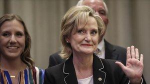 """Senadora republicana: """"En un penjament públic a la forca, estaria a primera fila"""""""