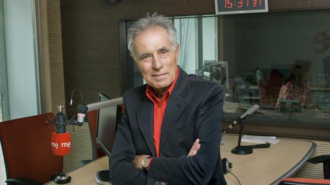 Jesús Hermida, pioner de la televisió.