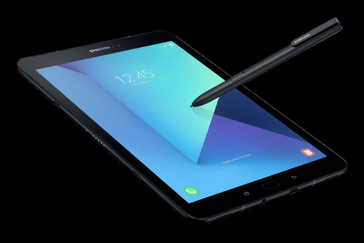 La nueva Galaxy Tab 3.
