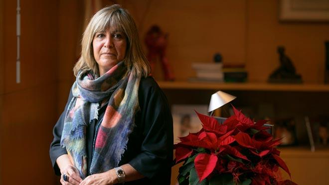 Núria Marín: «La recuperación esta vez será más rápida»