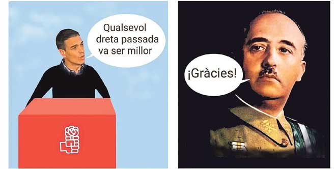 L'humor gràfic de Juan Carlos Ortega del 15 de Gener del 2019