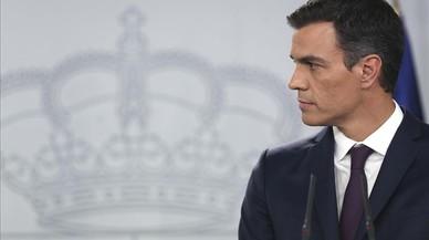 Sánchez y la agenda catalana