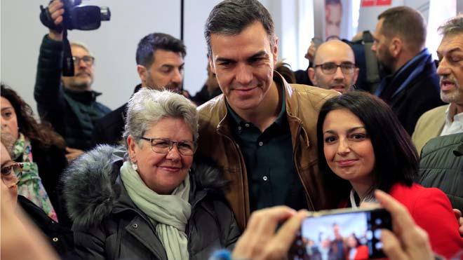 Pedro Sánchez obtiene el 'sí' de los militantes al preacuerdo con Pablo Iglesias.