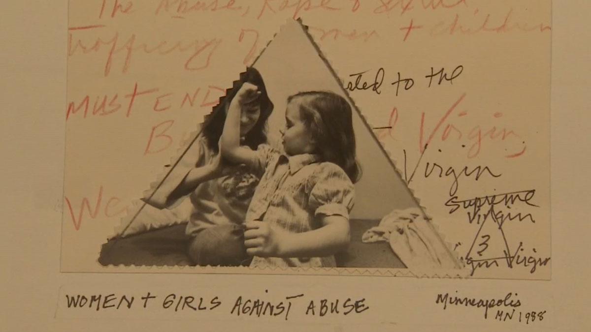 PhotoEspaña 2019. Donna Ferrato expone 'Holy', un trabajo documental sobre mujeres que han sufrido violencia machista.