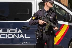 Detenido un padre por golpear y maniatar a su hijo de 10 años en Madrid