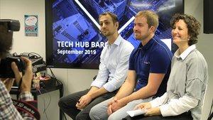 Presentación de la Hub Free now